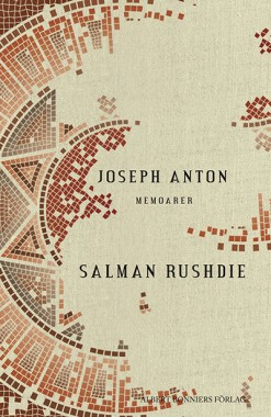 Joseph Anton by Salman Rushdie (Danish Edition)