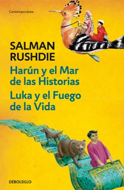 Haroun and the Sea of Stories (Spanish)